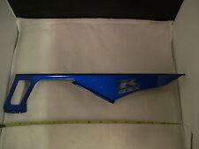 SUZUKI GSXR GSX-R    750   CHAIN GUARD BLUE   1996 1997 1998 1999