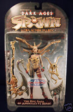 Dark Ages Spawn THE SKULL QUEEN Action Figure Mcfarlane