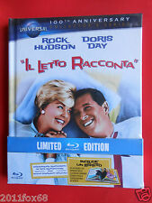 blu ray limited edition il letto racconta rock hudson doris day pillow talk film
