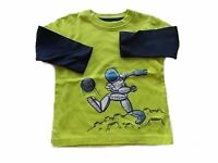 NWT Boy's Gymboree Star Brights long sleeve shirt ~ 6 12 18 24 months 2T 3T