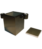 Jack Puck Press SQUARE 2-Ton Mould & Puck. Fits Any 2-Ton Jack. FREE 3-Day Ship!
