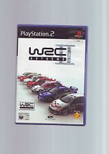 WRC II EXTREME - WORLD RALLY CHAMPIONSHIP 2 - PS2 GAME - ORIGINAL & COMPLETE VGC