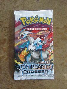 Pokemon TCG - Sealed Boundaries Crossed Booster Pack - White Kyurem Artwork