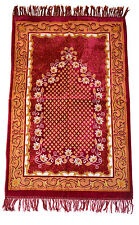 Prayer Rug Moroccan Carpet Mat Salat Sajada Turkish Islamic Muslim Middle East