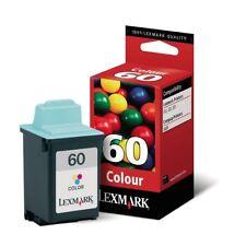 Lexmark 17g0060 (60) Cartucho de Tinta 225 Page-Yield TRES COLORES CIAN MAGENTA