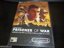 Prisoner of War   pc game