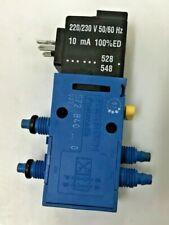 REXROTH Series 840 5728405480 4/2-Way Pneumatic directional Valve 230V AC