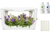 Greenjoy Indoor Plant Germination Kits, Bonus 2 Nutrients & 5 sheet Grow Cubes
