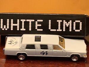 Foo Fighters Wasting Light White Limo Toy Car With Download Code Rare Very Cool