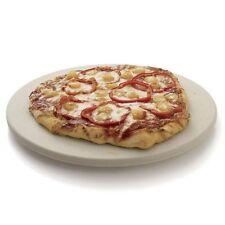 "Ynni UNIVERSELLE 9"" céramique Pizza Stone 13"" plus Kamado, four, grill, œuf tqapp 23"
