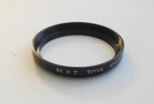 Tiffen Step Up Ring ~ 52mm To Series 7, VII, USA.. FREE SHIPPING.