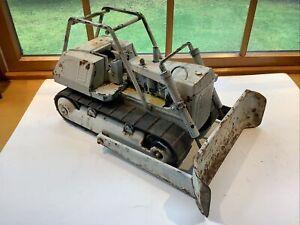 Vintage Tonka T-9 BULLDOZER 70's : Tonka Mighty Bulldozer