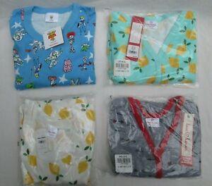 ❤ HANNA ANDERSSON Adult Women Pajamas long sleeve cotton pants L XL FREESHIP