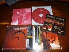 Astral Doors / Evil Is Forever JAPAN+1 w/Sticker D2