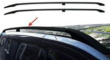 SIDE RAILS ROOF RAILS ROOF RACKS MERCEDES METRIS FOR CARGO LUGGAGE BLACK TUV/ABE