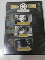 JOYAS DEL CINE DRAMAS DVD 22 HISTORIA DE UNA CIUDAD SINFONIA DE LA VIDA nueva