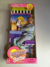 Mattel Breakfast with Barbie #22965 1999 New in Box