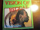 """REGGAE LP: """"VISION OF REGGAE"""" TAMOKI-WAMBESI (UK)1ST  PRINCE FAR I, DON CARLOS +"""