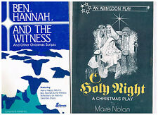 O Holy Night A Christmas Play by Maire Nolan + Ben Hannah and the Witness , 2BKs