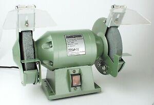 Mannesmann Double Bench Grinder <> 200W <> 230 V 50 Hz <> 150mm/ VPA GS CE TUV