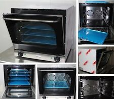 Infernus Electric Convection Oven Multi Function 4 Trays 300C 13Amp,