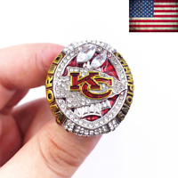 2019-2020 Kansas City Chiefs Championship Ring Super Bowl Size 8-13. All Players