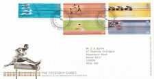 (18188) GB FDC Commonwealth Games Tallents 16 July 2002