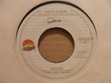 "Patti Austin - Baby Come To Me / Solero 7"" Single VG condition"