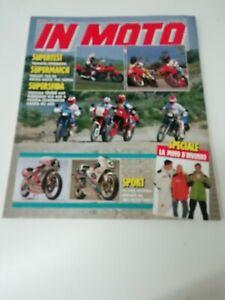 In moto numero 10 del 1991
