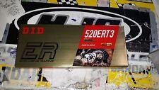 DID 520-ERT2 120 Maglie Catena Trasmissione - Oro