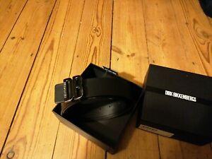 DIRK BIKKEMBERGS MAINLINE TG XXL BELT. 120 CM LONG.
