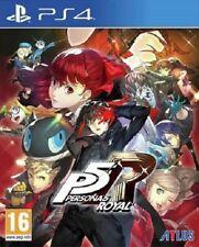 Persona 5 Royal Phantom Thieves Edition Ps4 &