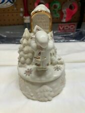 Lenox, Musical Figurines, A Letter To Santa We Wish You A Merry Christmas