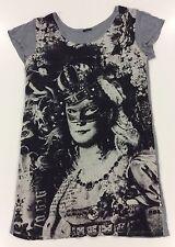 Funky IKKS Designer Ladies T-shirt Dress Uk 10