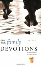 One Year Book: Family Devotions 1 (One Year Book of Family Devotions)-Children'