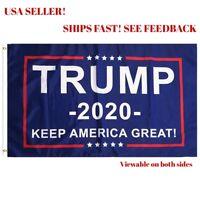 PringCor Trump 2020 Keep America Great President Donald MAGA 3x5 Flag Republican