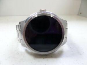 Fossil Q Founder Gen 1 Touchscreen Silver Smartwatch (50403)