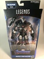 Marvel Legends Avengers Endgame WAR MACHINE Hulk BAF Wave IN STOCK!