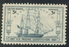 """#951 3¢ """"OLD IRONSIDES"""" SHIP LOT OF 400 MINT STAMPS, SPICE UP YOUR MAILINGS!"""