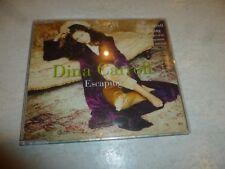 DINA CARROLL - Escaping - Scarce 1996 UK 4-track CD Single