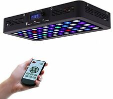 Viparspectra Timer Control 165 W DEL Aquarium Light Dimmable Full Spectrum pour