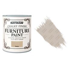 Rust-Oleum Craie Crayeux Meuble Peinture Usé Chic 125ml Toile de jute Mat