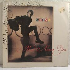 "Sting ‎– Mad About You (Vinyl 12"", Maxi 45 Tours)"