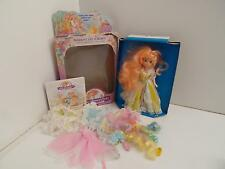 Lady Lovely Locks Maiden Curlycrown Lot 3056 Doll Pixietails Outfits Shoes Comb