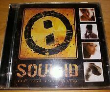 SOUL ID  -- SEX LOVE & PHILOSOPHY  ----  RARE INDIE R&B CD ALBUM