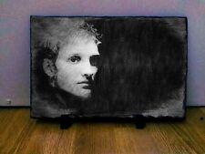 Layne Staley Alice in Chains Art Portrait Slate 8x6in memorabilia Collectable