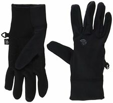 Mountain Hardwear Power Stretch Stimulus Gloves (Black / Women's / Medium Size)