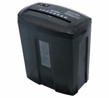 More details for proaction paper shredder 6 sheet 15 litre micro cross cut a4 auto on reverse