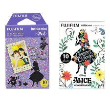 Alice in Wonderland FujiFilm Fuji Instax Mini Film Polaroid 20 Photos Value Set
