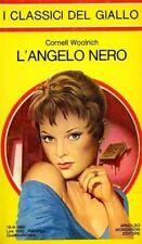 L'Angelo Nero,Woolrich Cornell  ,Giallo Mondadori Classici ,1980